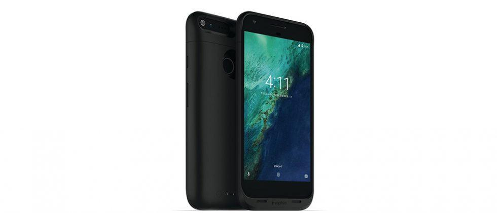 Mophie Juice Pack Battery Case for Google Pixel XL now available