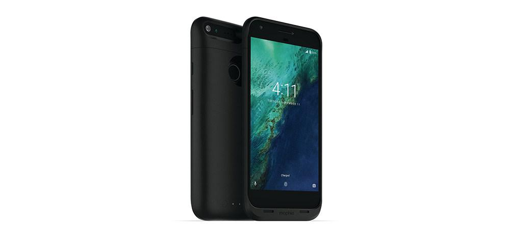 premium selection 5c1aa fc2ad Mophie Juice Pack Battery Case for Google Pixel XL now available ...