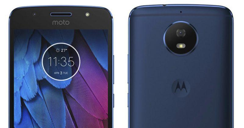 There's apparently a Moto G5S, even a Moto G5S Plus