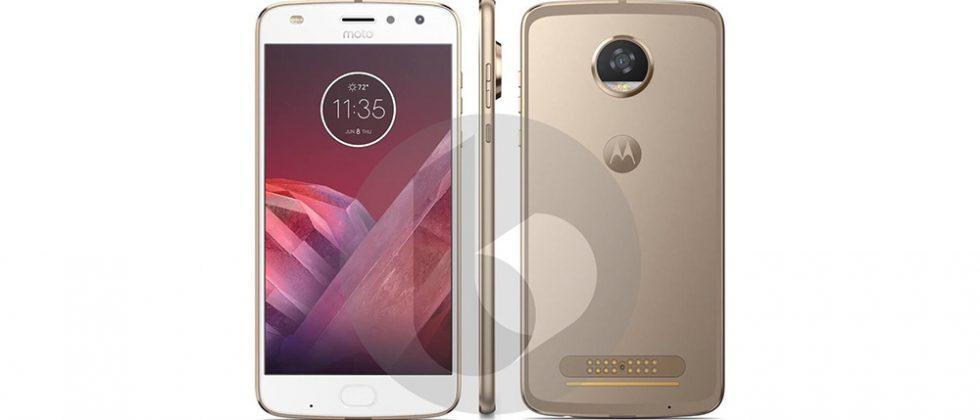 Moto Z2 Play will sacrifice battery life for a thinner frame