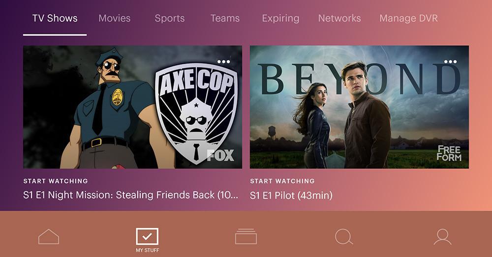 Hulu Live TV hits Amazon Fire TV with new UI - SlashGear