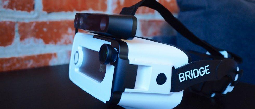 Occipital Bridge hands-on: The room-mapping AR rival to Google WorldSense