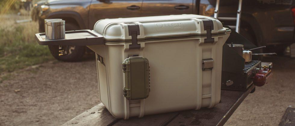 Venture Coolers are like the camping version of OtterBox phone cases