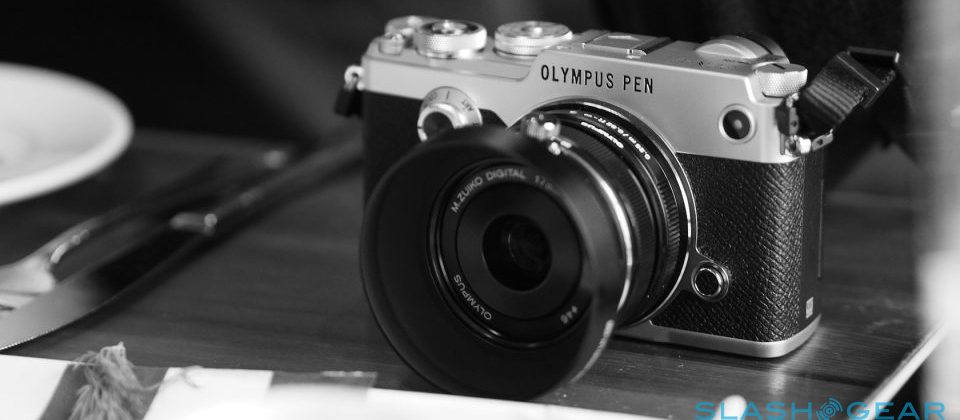 Olympus PEN-F, OM-D E-M1/M5 Mark II and lenses get firmware update