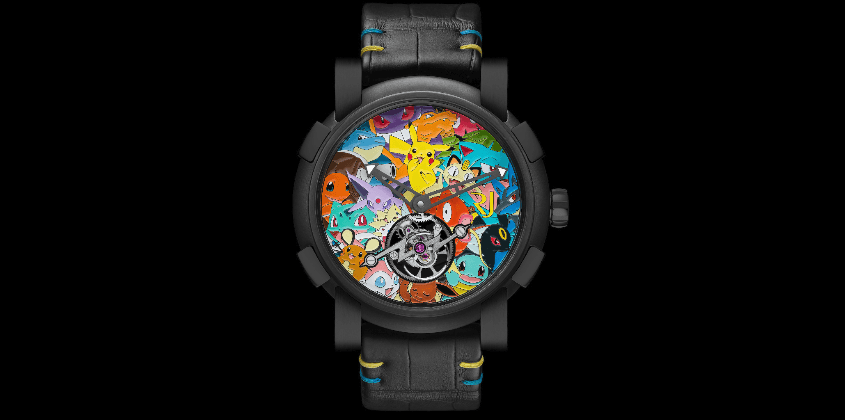 This Pokemon watch costs more than a house