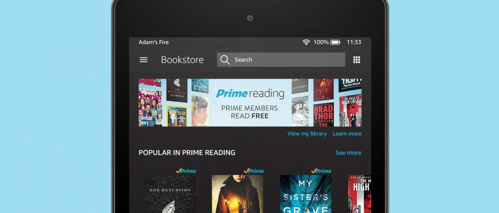 Amazon Prime Reading makes its way to the UK