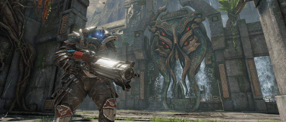 Quake Champions open beta begins today – here's how to play it