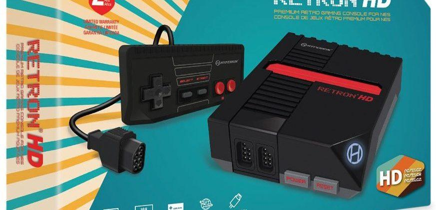 Hyperkin Retron 1 HD wants to fill the void left by NES Classic Edition