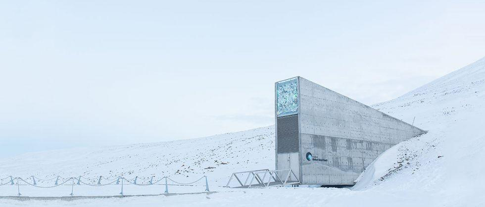 'Doomsday' seed vault flooded and a warmer planet is to blame