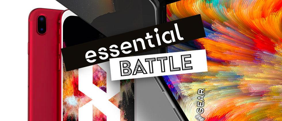 iPhone 8 vs Galaxy Note 8 vs Essential Phone (leading the way)