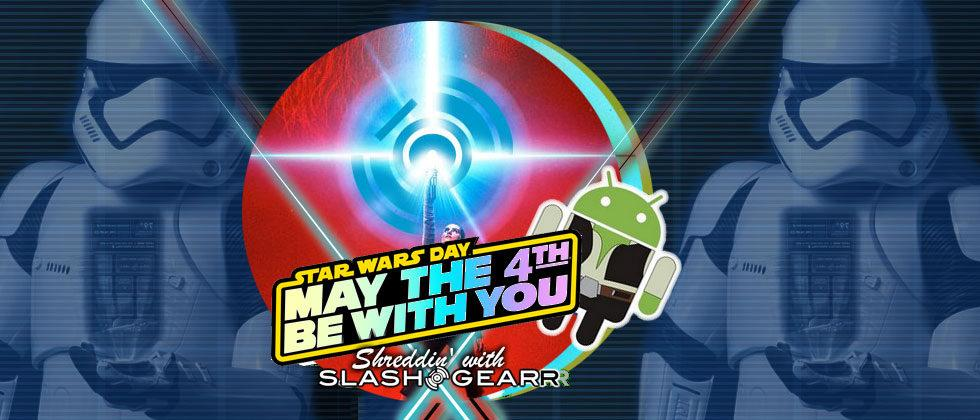 May the fourth be with you: Digital Star Wars media to celebrate
