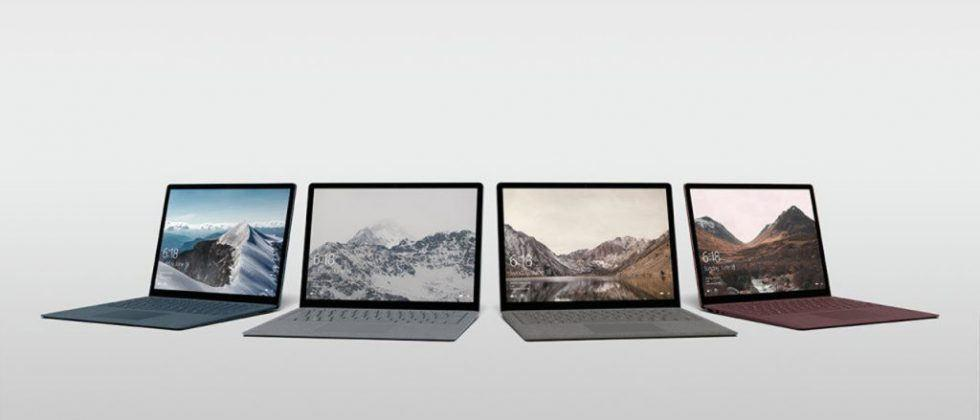 Surface Laptop release date and pre-order details prepare for June