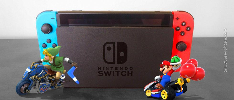 Mario Kart 8 Deluxe for Nintendo Switch busts sales records
