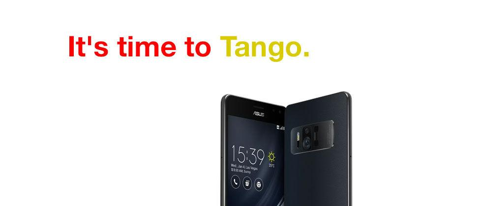 Verizon Zenfone AR release could bring Tango mainstream