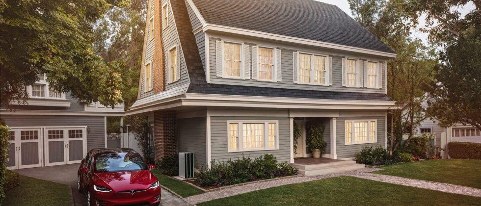 Tesla opens up solar roof pre-orders today [UPDATE]