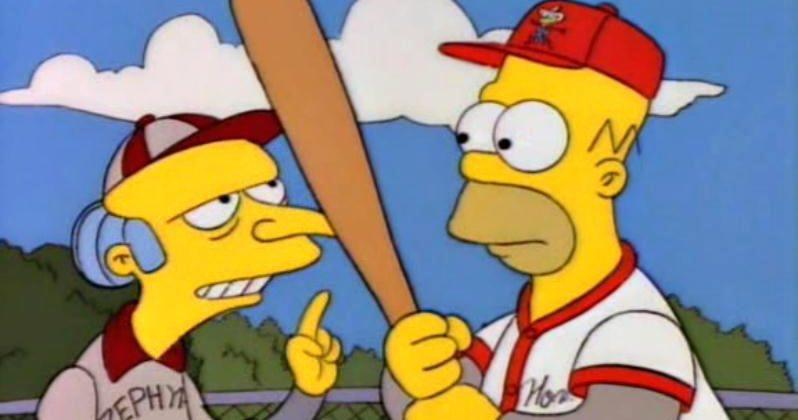 Homer Simpson joins the official Baseball Hall of Fame
