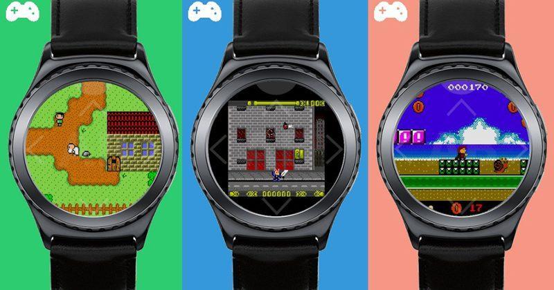 Gear S2, S3 gets its own GameBoy emulator