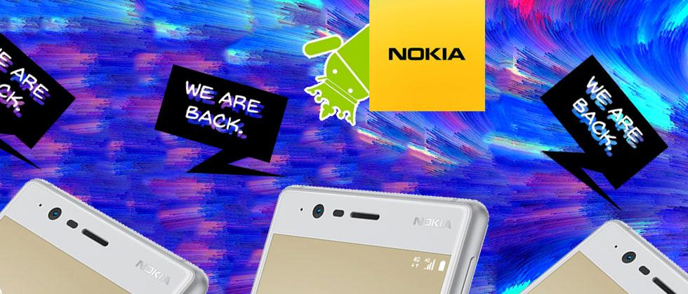 Nokia release aims to shock Android and iPhone this month