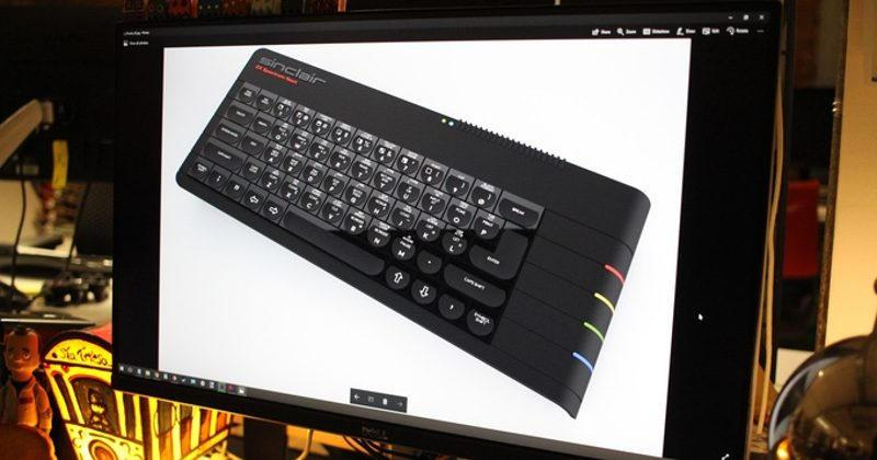 ZX Spectrum Next makes another stab at nostalgia