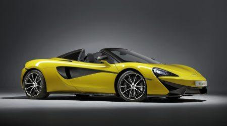 2018 McLaren 570S Spider Gallery