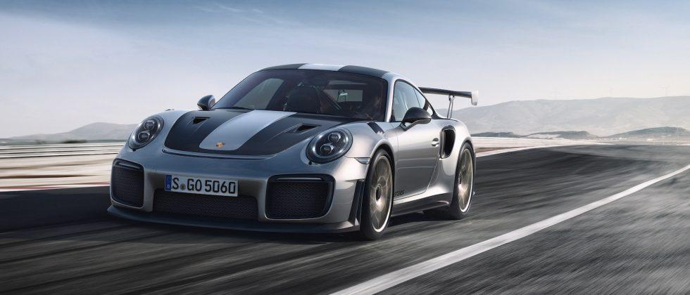 The 2018 Porsche 911 GT2 RS is the 700HP biturbo beast we wanted