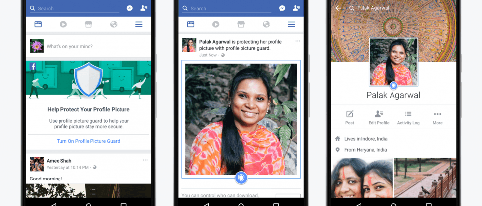 Facebook update adds new user protections for profile pictures