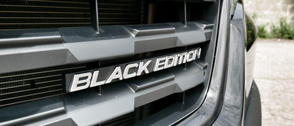 2017 Honda Ridgeline Black Edition Gallery