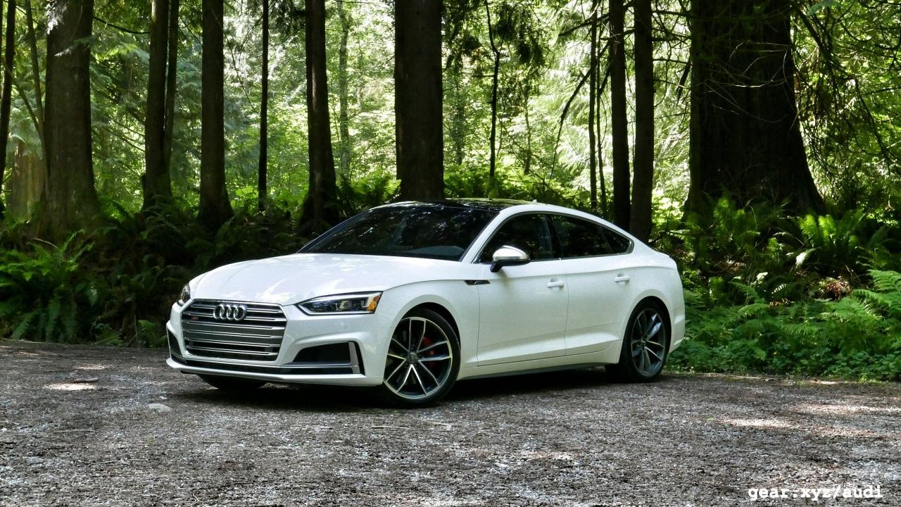 2018 Audi A5 / S5 Sportback First Drive Gallery - SlashGear