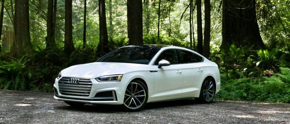 2018 Audi A5 / S5 Sportback First Drive Gallery
