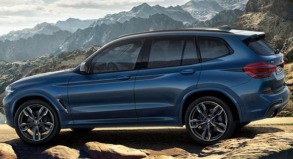 Bmw Will Officially Reveal The New X3 On Monday But It Looks Like We Ve Got All Info Now Suv Make Its Public Debut At Frankfurt Auto Show
