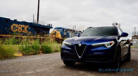 2018 Alfa Romeo Stelvio Gallery