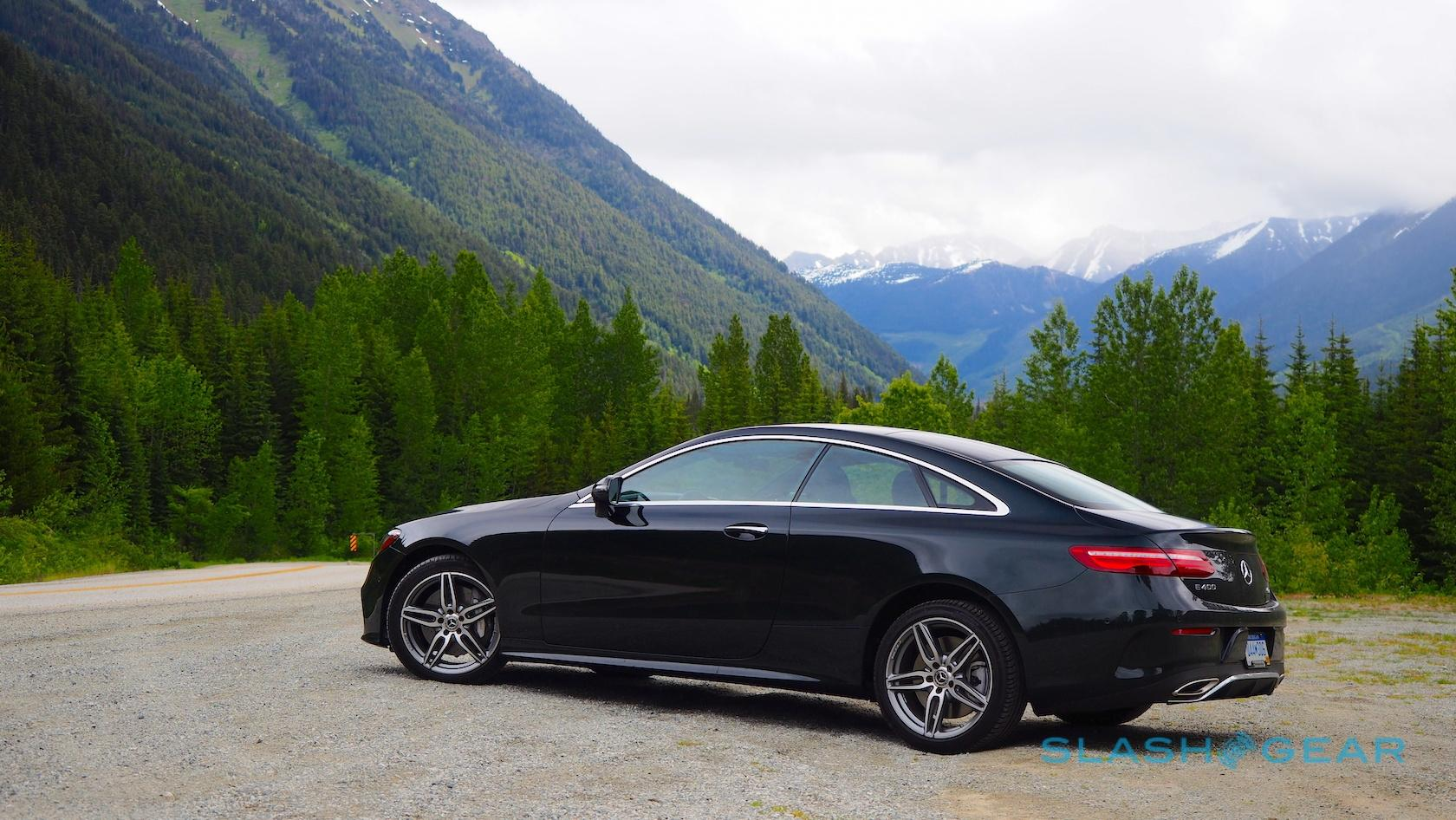 2018 Mercedes-Benz E400 Coupe First Drive: The new ...