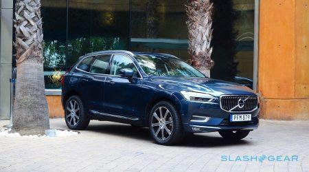 Tackling Spain in the 2018 Volvo XC60