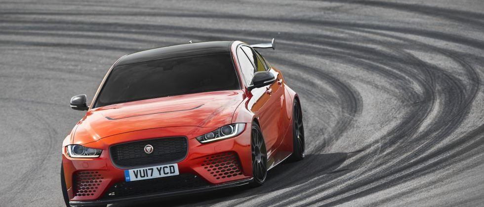 Jaguar's crazy 592hp XE SV Project 8 is not your accountant's car