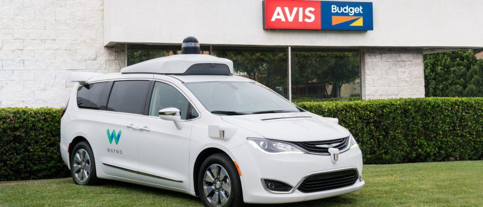Avis partners with Waymo to support self-driving car fleet