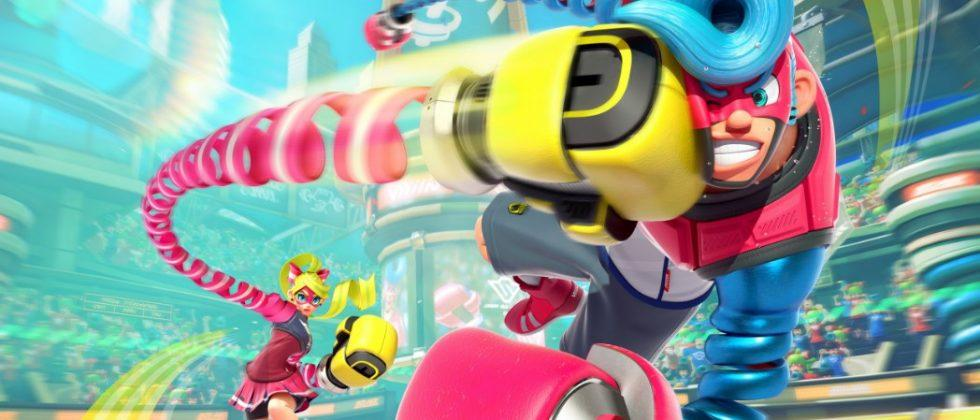 ARMS review: Nintendo succeeds with its surprisingly fun fighting twist