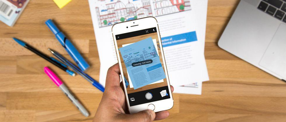 Adobe's new app really wants to kill your scanner