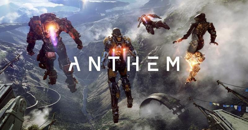 BioWare's Anthem mashes up Destiny, Warframe, and jetpacks