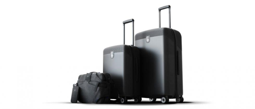 Bluesmart Series 2 smart luggage features built-in GPS and a 'supercharger'