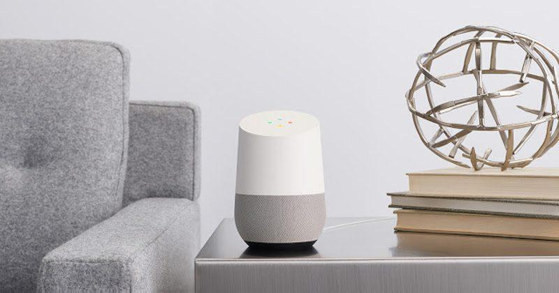 Google Home crosses over to Canada, in French too