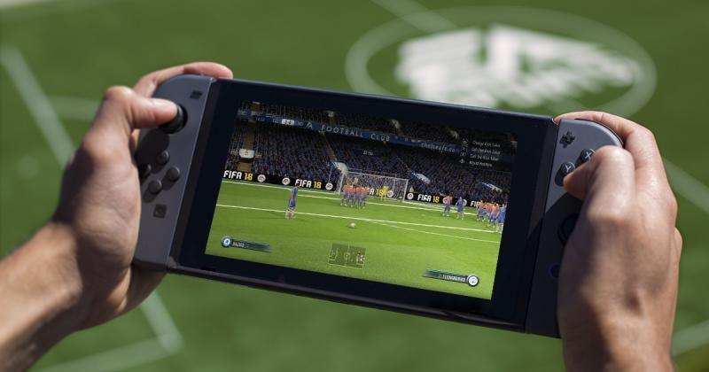 FIFA 18 on Nintendo Switch lets you kick off anytime, anywhere