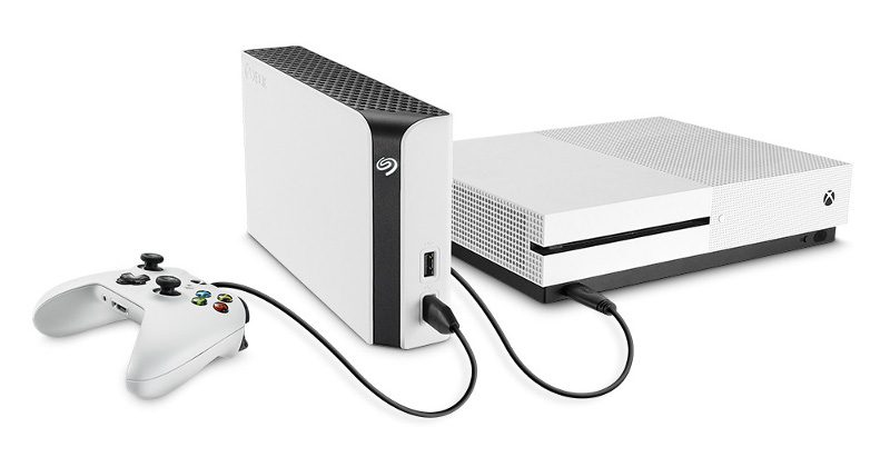 Seagate Game Drive Hub for Xbox expands storage and ports