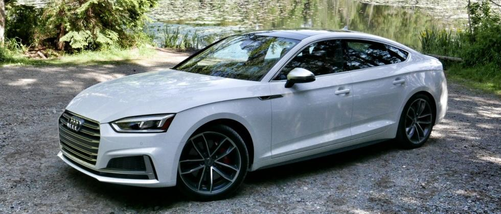 2018 Audi A5 / S5 Sportback First Drive: Luxury SUV alternative for a wagon-less world