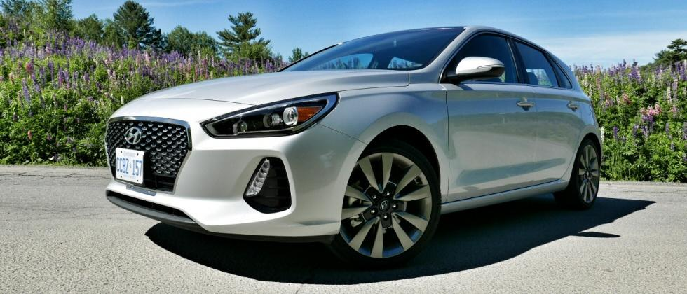 2018 Hyundai Elantra GT First Drive: 5 things you need to know