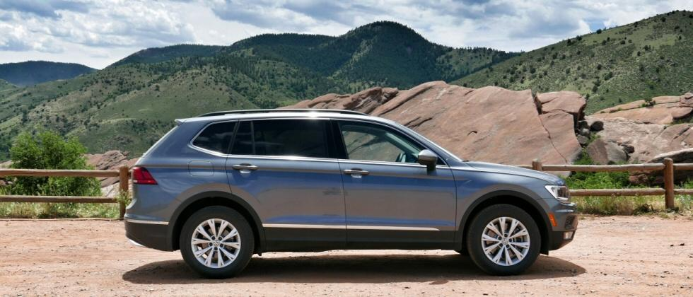 2018 Volkswagen Tiguan SUV First Drive: 5 Things You Need To Know