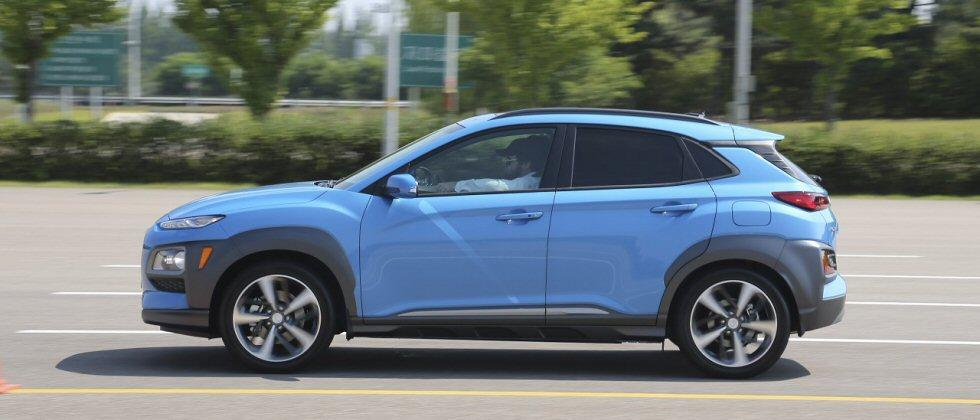 2018 Hyundai Kona First Drive: Better late than never for all-new SUV