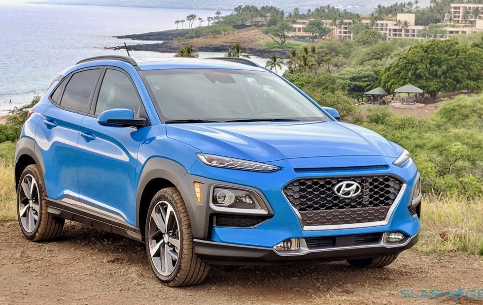 2018 Hyundai Kona review: A subcompact crossover SUV with an attitude