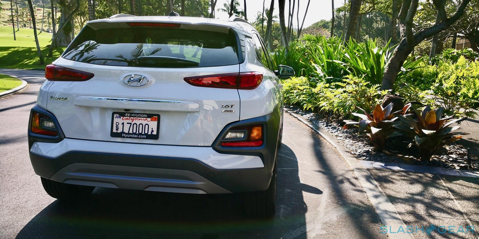 2018 Hyundai Kona review: A subcompact crossover SUV with an