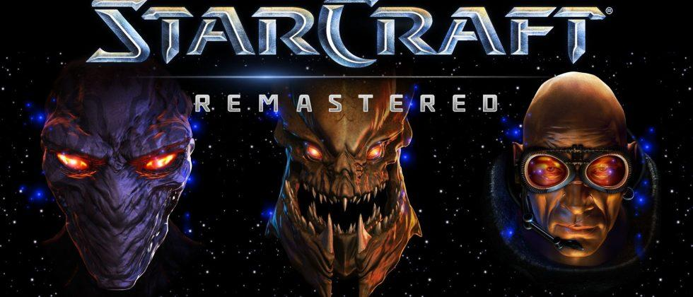 You can now pre-purchase StarCraft: Remastered