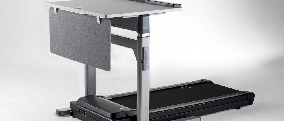 LifeSpan TR1200-DT7 Treadmill Desk Review: Because sitting is killing you